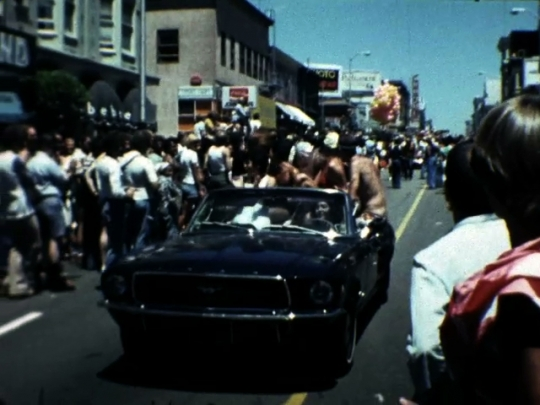 Queer Home Movies, Parade, Pt-3, San Francisco, USA, 1970s
